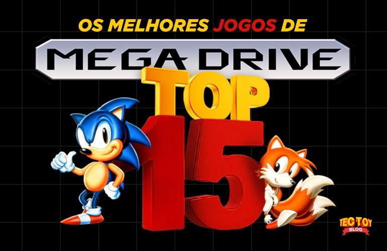 15 Jogos Imperdíveis Do Mega Drive Que Todo Retrogamer