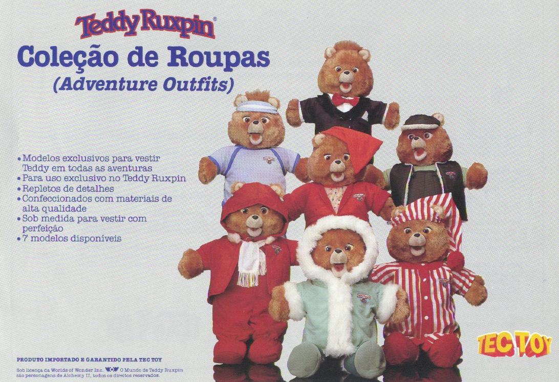 teddy_ruxpin_colecao_de_roupas