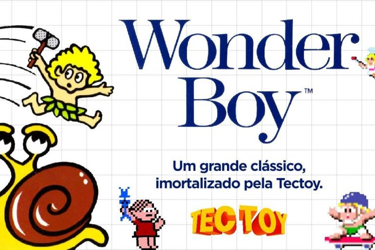 Wonder Boy Thumb