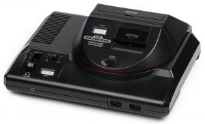 Power Base Converter, addon criado para o primeiro modelo do Mega Drive rodar títulos do Master System.