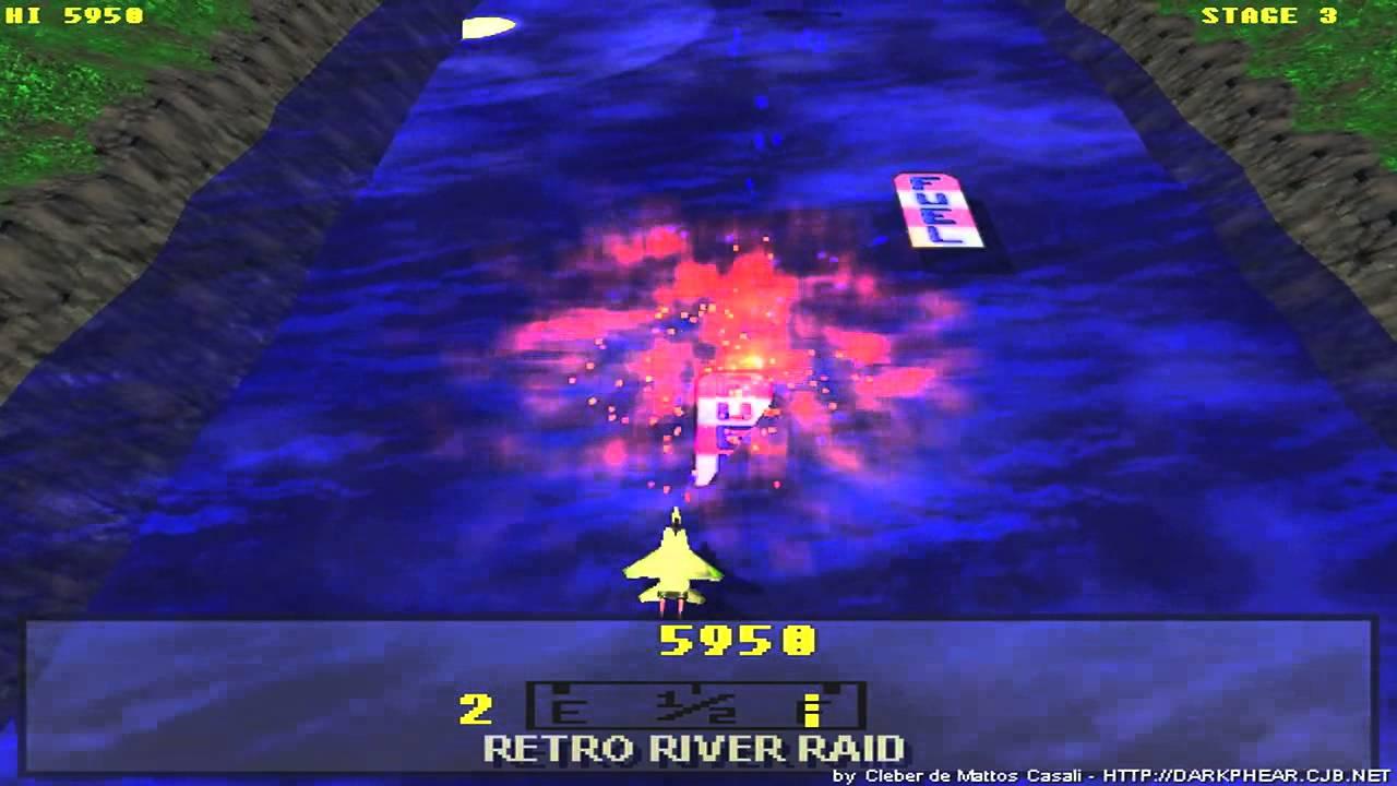 retro-river-raid