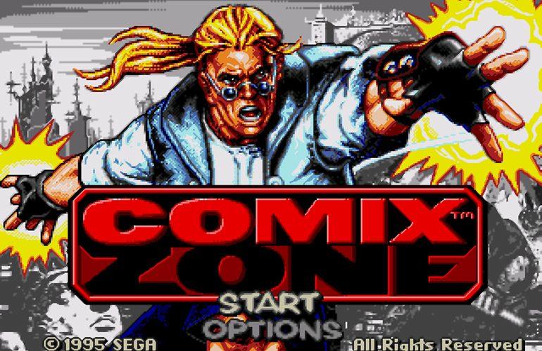 Comix Zone – Quando o mundo dos quadrinhos e dos games se encontram de forma perfeita!