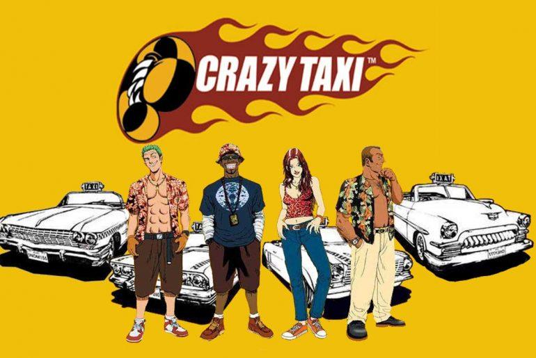 Craxy Taxi