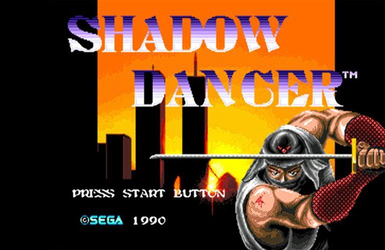 Shadow Dancer – Shurikens, Ninjas Assassinos e um Cachorro como parceiro!
