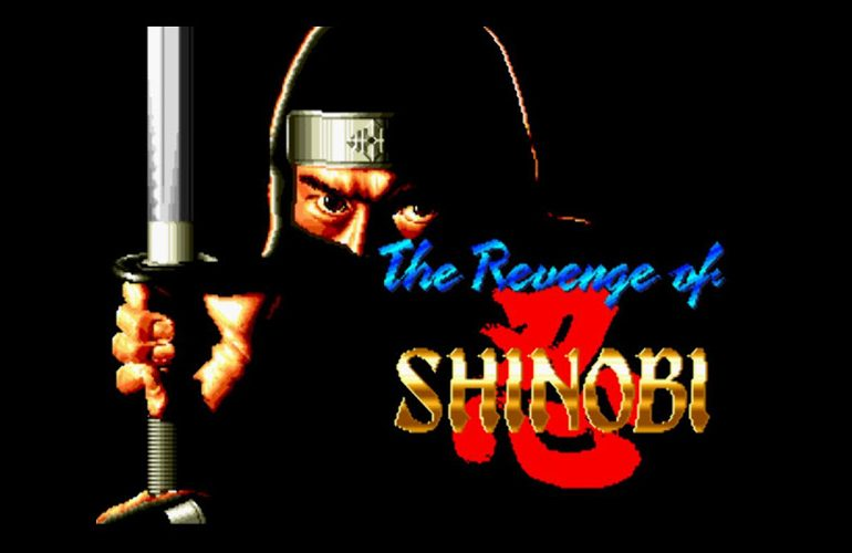 The Revenge of Shinobi – As Artes Ninjas na Tela do Mega Drive!