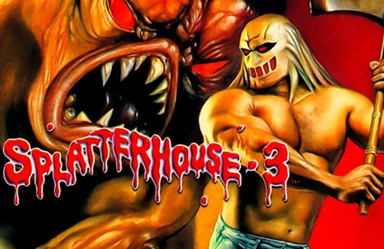 Splatterhouse 3 – Sexta-Feira 13 nunca foi tão Aterrorizante Quanto este Game!