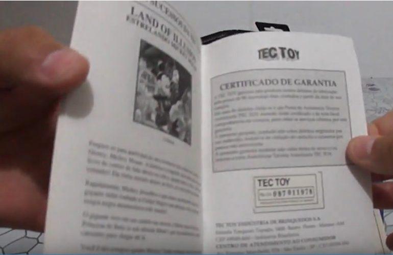 97fbfc60848 Pela Primeira Vez – Confira vídeo de jogo lacrado do Master System sendo  aberto!