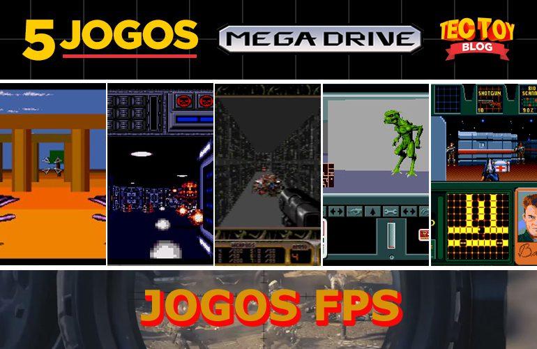 O Megão também tem! Confira 5 jogos FPS lançados no console!