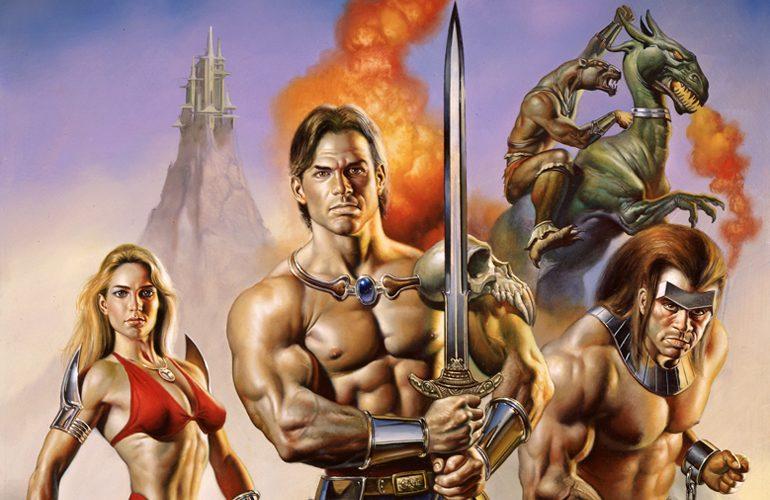 Golden Axe III – Novos guerreiros em busca do Machado Dourado!