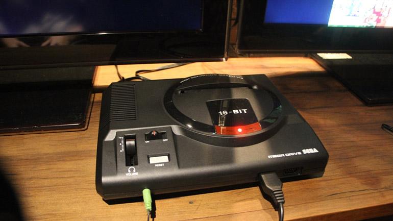 Novo Mega Drive