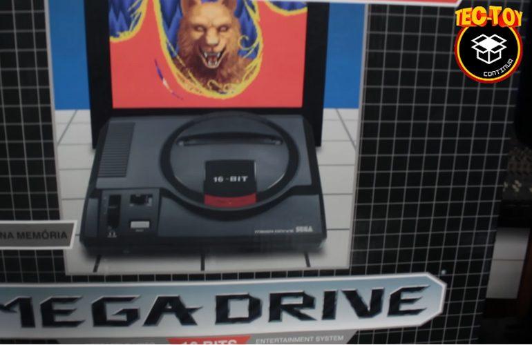 0e856c1199e  unboxingRAIZ parte 1 – Veja a galera desembalando pela 1ª vez o Mega Drive!