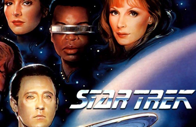 Explore o espaço com 'Star Trek: The Next Generation' no seu Mega Drive!