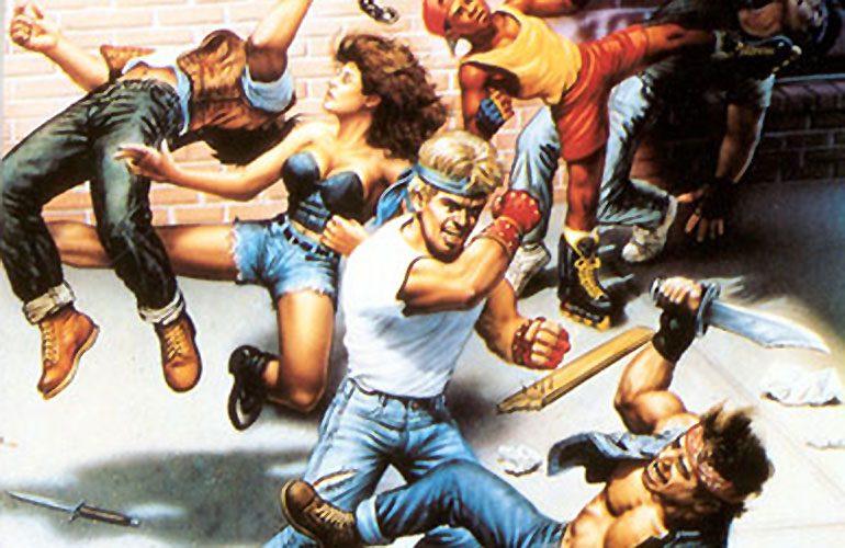 b131f08c0ea Porrada comendo solta em Streets of Rage II para Master System!