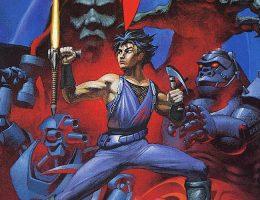a266d74f725 Strider – O Ninja da Capcom em grande estilo na tela do Mega Drive!