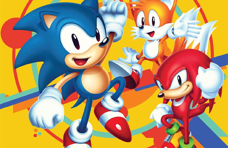 """""""Sonic Mania"""" vendeu mais de 1 milhão de unidades em todas as plataformas"""