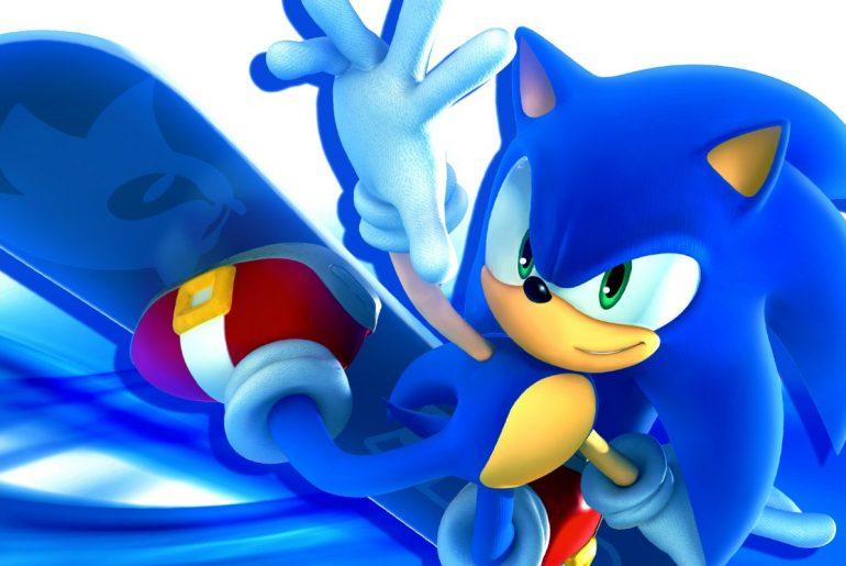 Sonic CGI