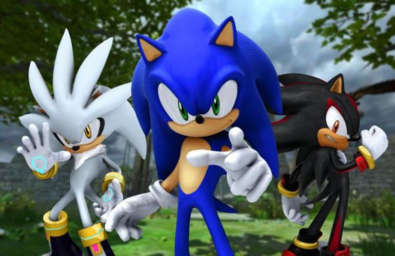 Hasil gambar untuk Sonic the Hedgehog (2006)