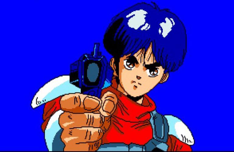 Zillion – Das telas do anime para o Master System!