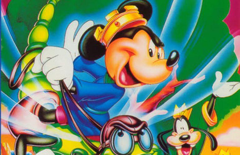 Legend of Illusion – A terceira aventura de Mickey Mouse no Master System lançada apenas no Brasil!