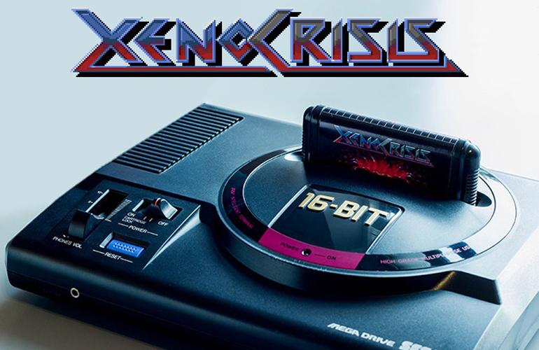 """""""Xeno Crisis"""", novo jogo de ação em desenvolvimento para Mega Drive, atinge meta no Kickstarter"""