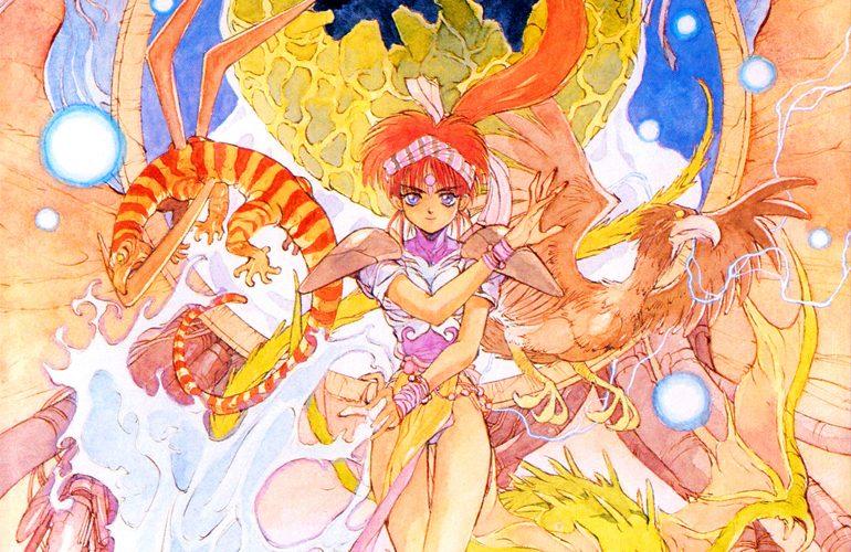 Alisia Dragoon – Fantasia, Magia e Aventura neste grande jogo de plataforma para o Mega Drive!