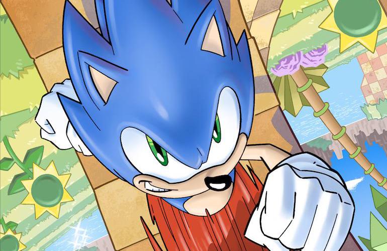 Editora IDW revela capa de nova série em quadrinhos de Sonic!