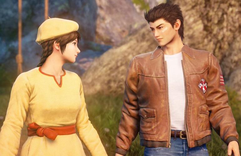 'Shenmue 3' revela 3 novas imagens que mostram personagens e cenários