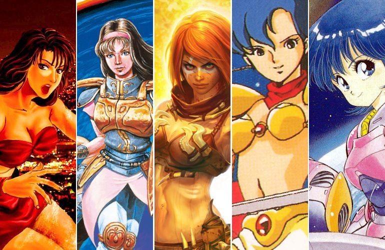 Dia da Mulher – Relembre de incríveis heroínas em jogos da Sega!