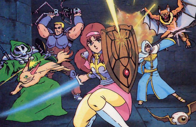 Sega Ages é anunciado para Switch com clássicos do Master System e Mega Drive