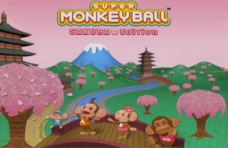 """Super Monkey Ball"" chega aos celulares via Sega Forever"