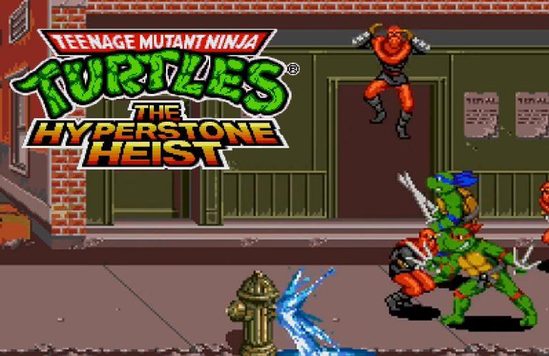 Ajude as Tartarugas Ninjas a derrotarem o Destruidor neste incrível game!