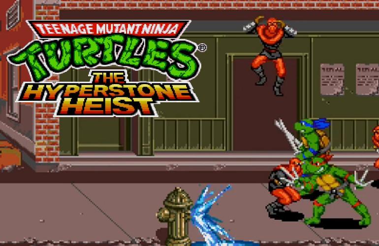 Ajude As Tartarugas Ninjas A Derrotarem Destruidor Neste Incrivel