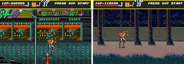 Streets of Rage - Saiba os bastidores e curiosidades do clássico de briga de rua do Mega Drive Fases
