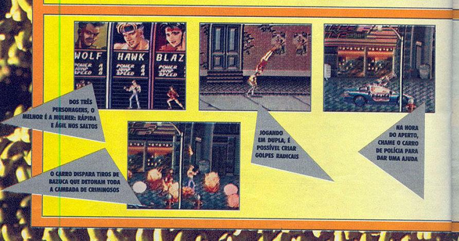 Streets of Rage - Saiba os bastidores e curiosidades do clássico de briga de rua do Mega Drive SoR