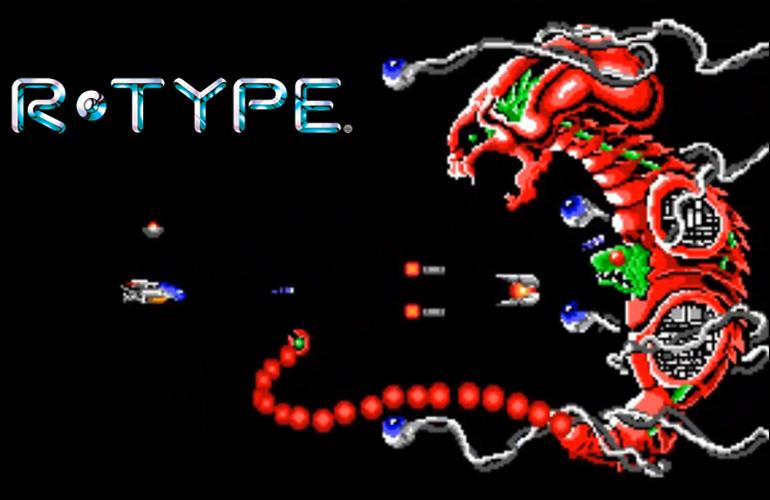 R-Type – Intensas batalhas espaciais na tela do Master System! R-type_capa