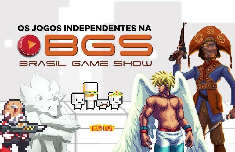 Brasil Game Show – Passeio pela Avenida Indie
