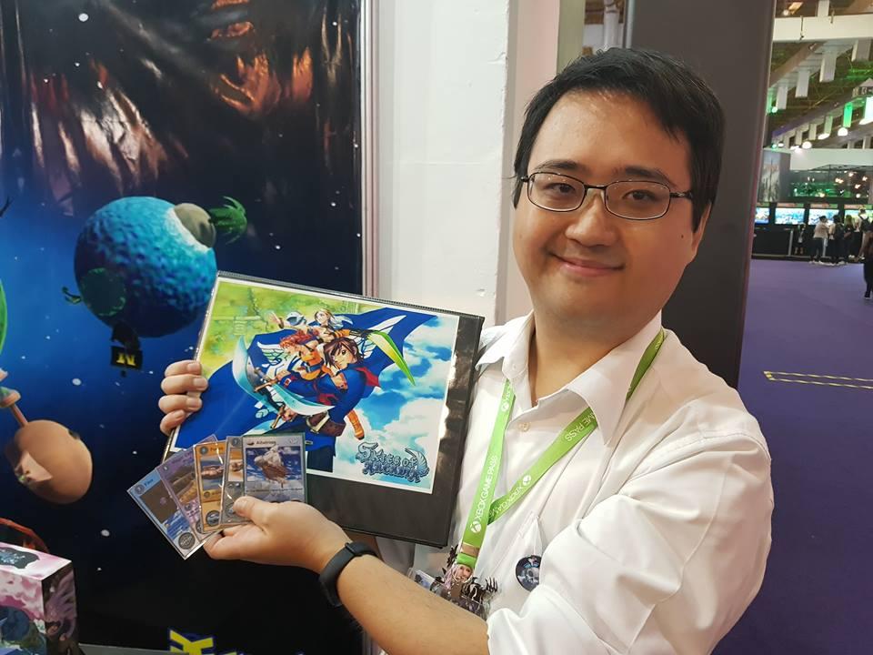 Papercraft do Sonic e card game do Skies of Arcadia! Conheça o talento de Marcelo Hirata Skies