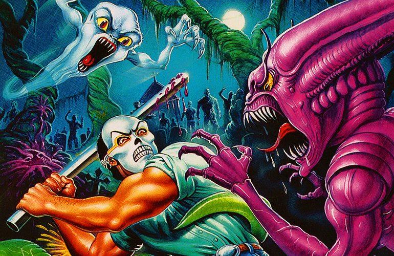 8a837d7d70e Análise Especial de Halloween – Encare criaturas assustadoras em  Splatterhouse 2!