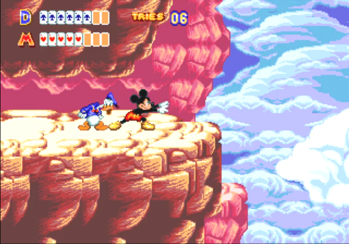 World of Illusion – De volta ao mundo encantado Disney nos 16 bits! World-of-illusion-11