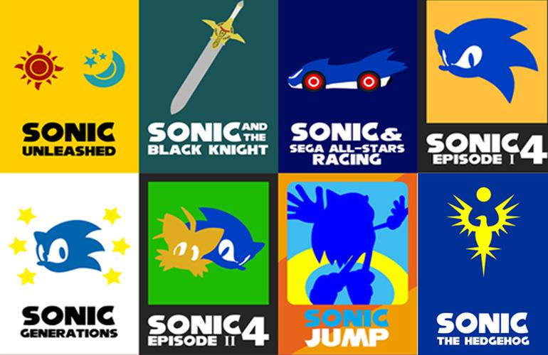 ab700716385da Todos os jogos do Sonic - Era Moderna  3 - Blog Tectoy