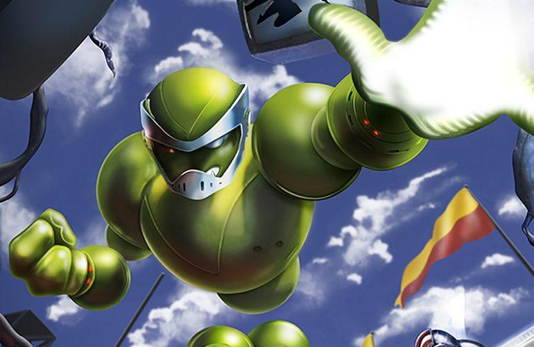 VectorMan – Salve a Terra do caos robótico!