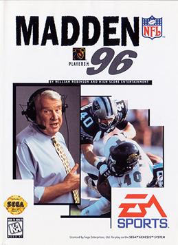 8c4aba77be Madden NFL – O jogo que revolucionou o futebol americano nos ...