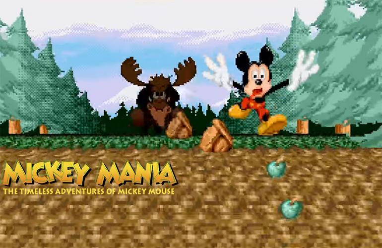 Mickey Mania - Contando a história do camundongo mais famoso do