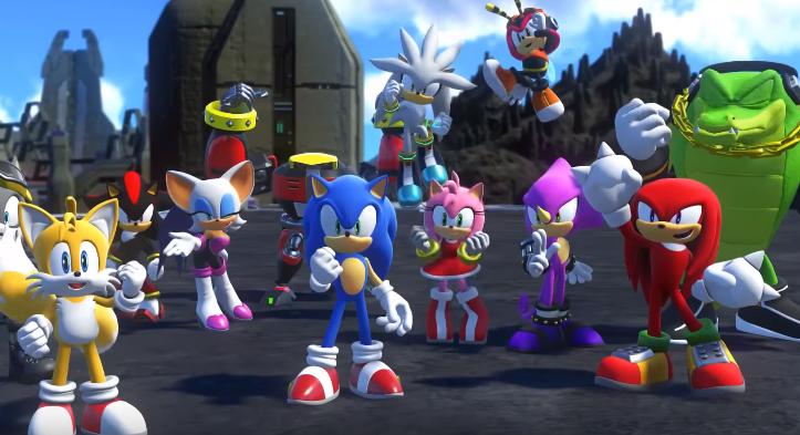 d3ddc50edefc6 5 personagens do Sonic que mereciam um jogo!