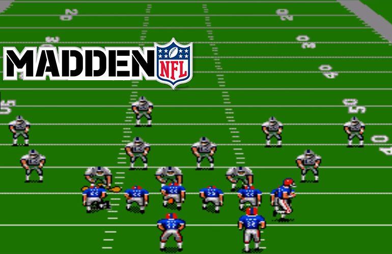 c866522af0954 Madden NFL – O jogo que revolucionou o futebol americano nos videogames!