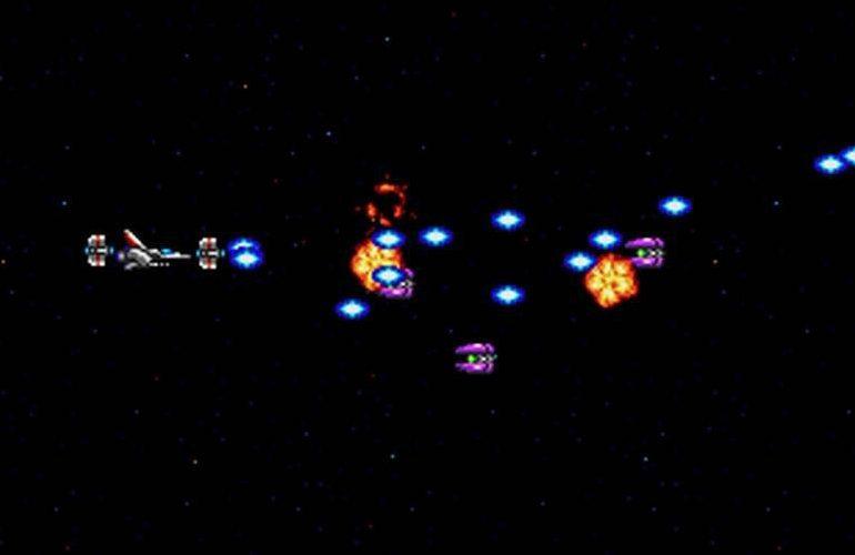 """Novo game de nave espacial """"Irena"""" está em desenvolvimento para Mega Drive"""