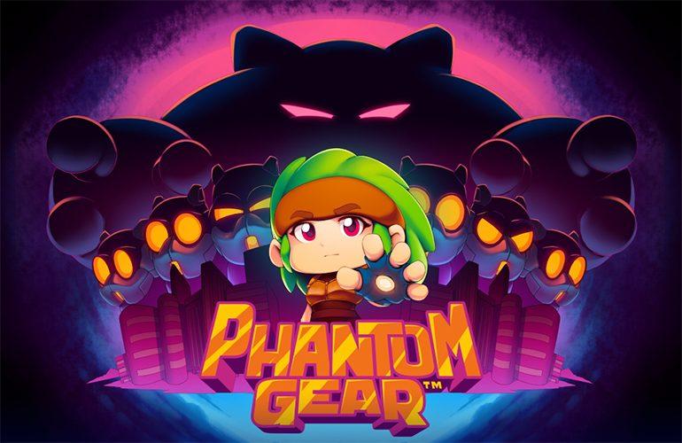 Phantom Gear, novo jogo indie para Mega Drive, tem demo disponível