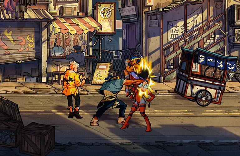 Yuzo Koshiro, e outros nomes, são confirmados na trilha sonora de Streets of Rage 4