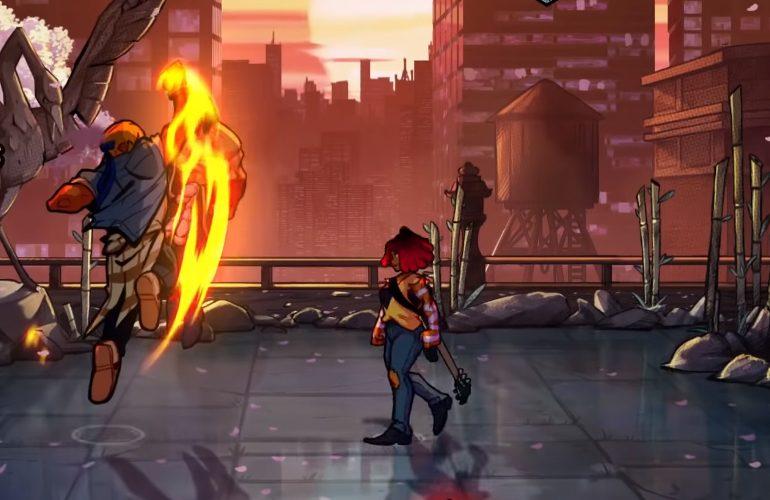 Veja muita ação e pancadaria clássica no novo vídeo de Streets of Rage 4