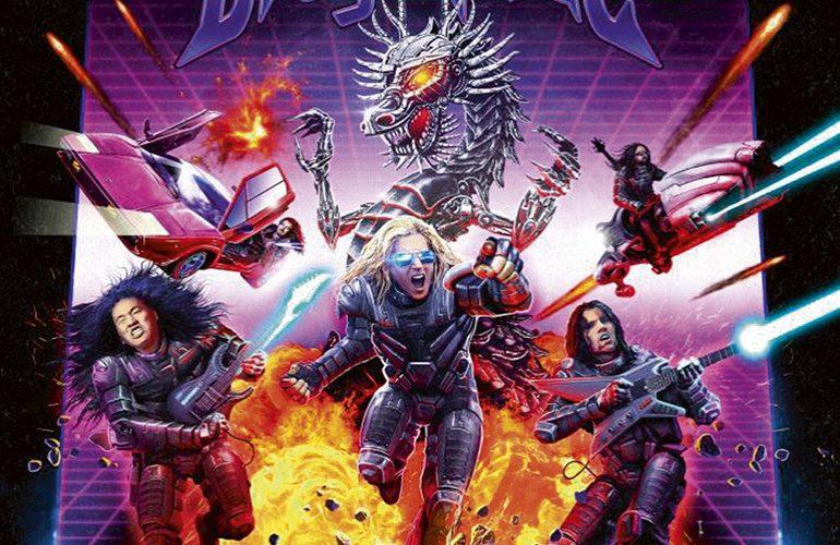 Mega Drive ganha homenagem em novo clipe da banda DragonForce